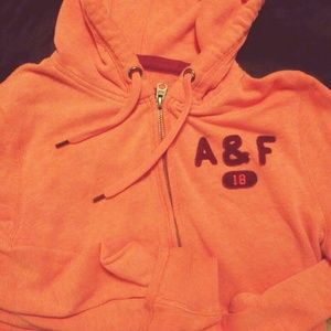 Abercrombie and Fitch women's hoodie
